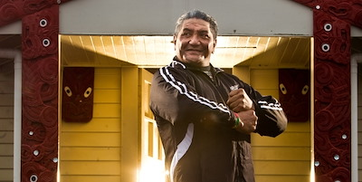 Rotorua man Victa Wilson feels like anything is possible after completing the Tane Takitu Ake programme run by Korowai Aroha reports Bridie Watson from the Rotorua Daily Post.