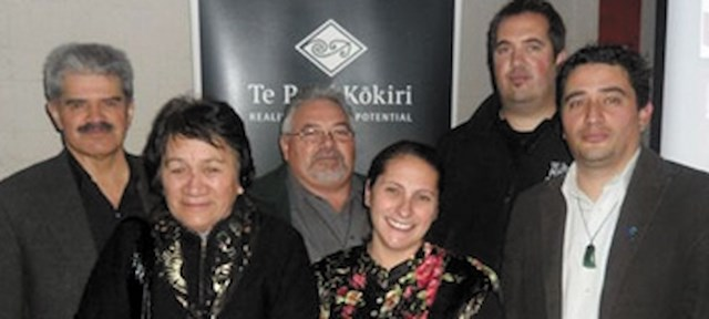 launch of Māori2011.com