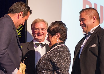 Ruapehu Recruitment Winning Award for Best New Maori Business