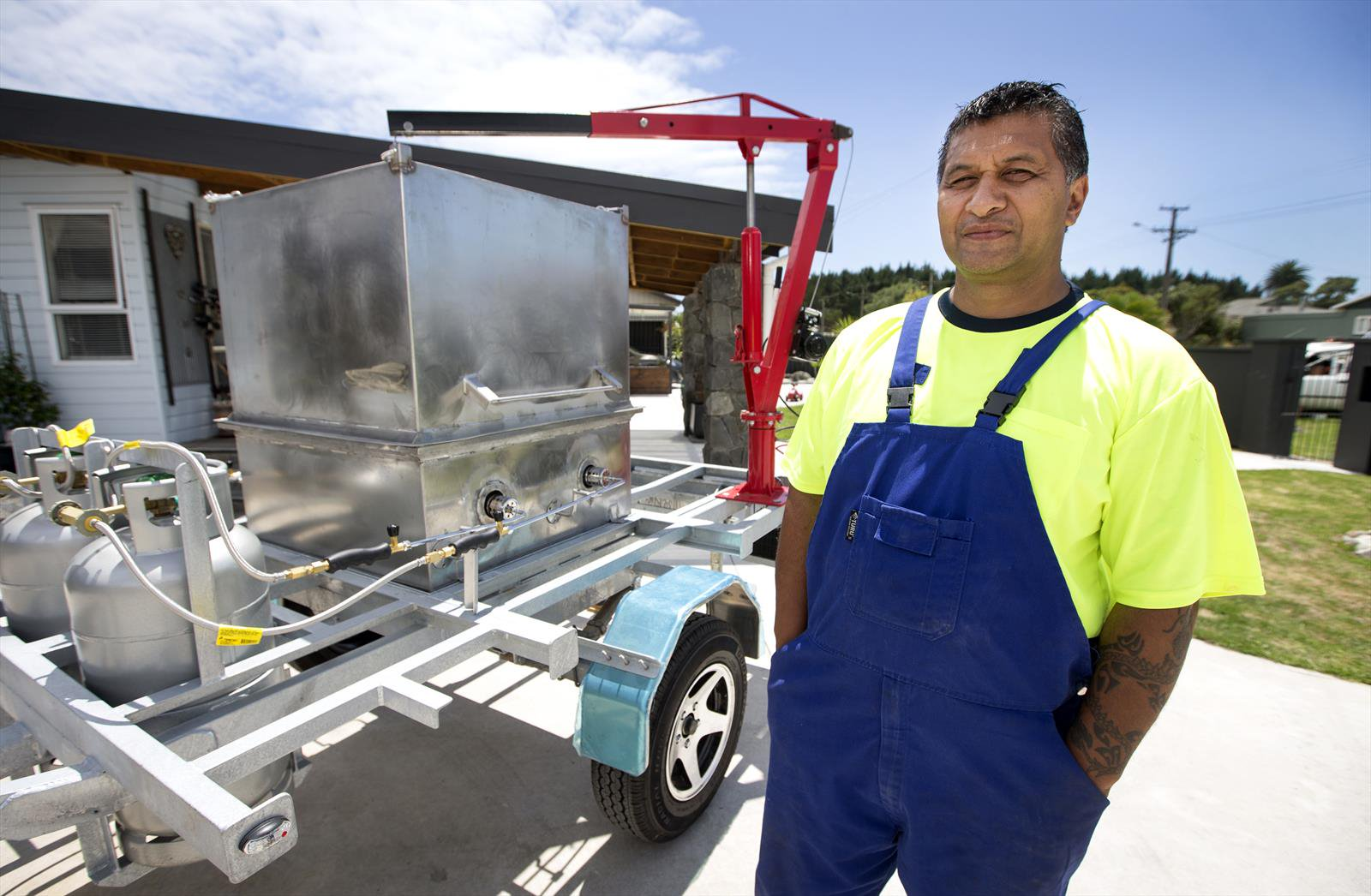 Māori business growth support.