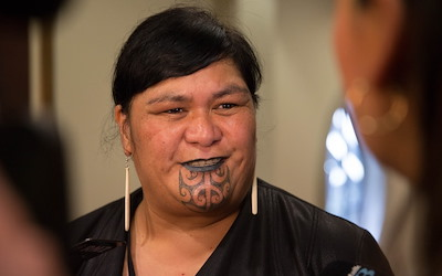 Nanaia Mahuta. Image supplied by RNZ.
