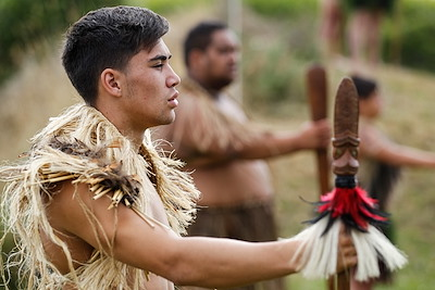 Young man reflects on the 150 year commemoration of the attack on Rangiaowhia in the Waikato War (1863–1864).