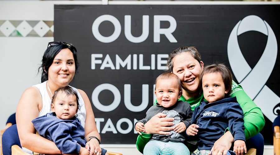 Transitional housing support is available to whānau through the Porirua Whānau Centre with assistance from the Māori Housing Network, 2016.