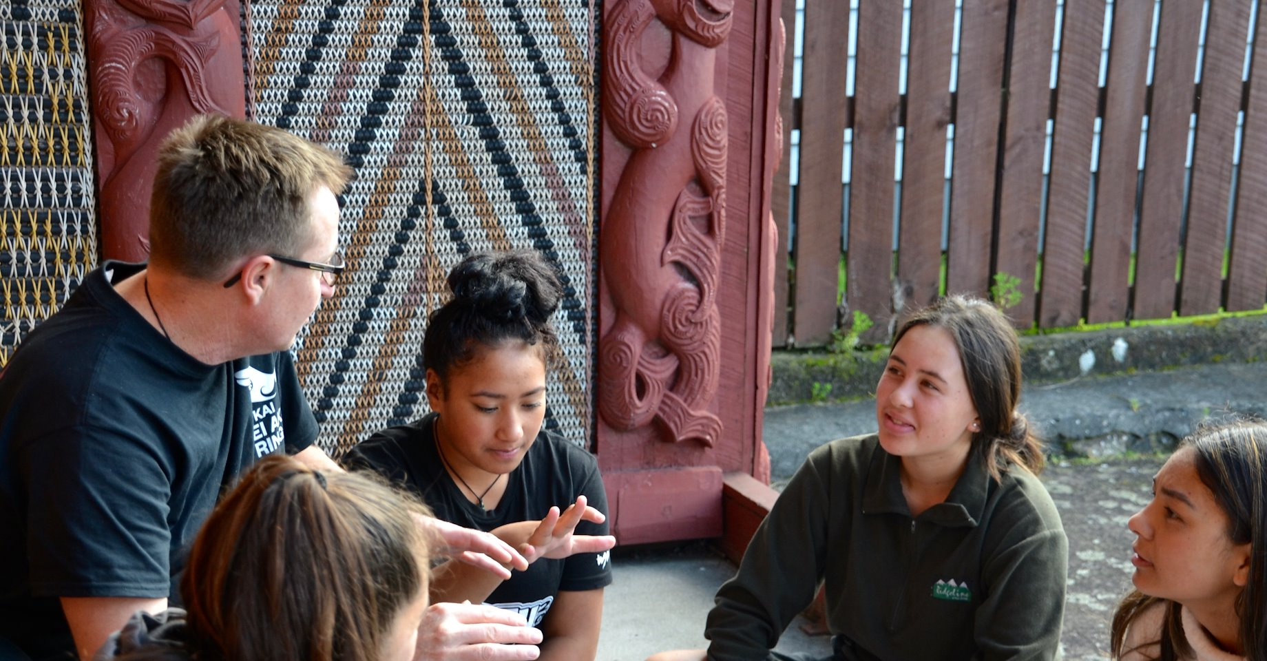 WIth support from He kai kei aku ringa, Young Enterprise ran a series of Business Challenges for rangatahi to develop their entrepreneurial skills and connect them with their local business community.